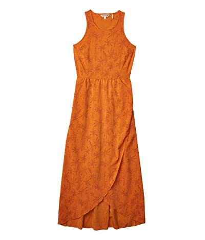 Toad&Co Sunkissed Maxi Dress (Poppy Airy Floral Print) Women