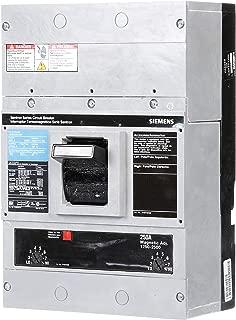 Siemens JXD22B250 250 Amp Type JXD-2A Circuit Breaker