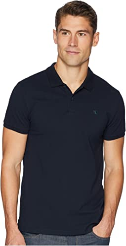 NOS - Classic Polo In Pique Quality w/ Clean Outlook