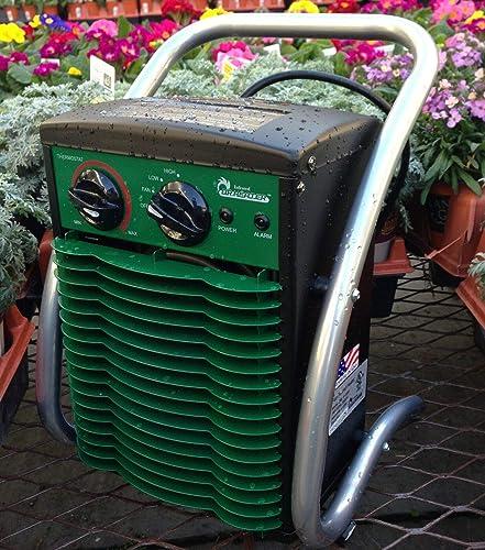 Dr. Heater DR218-3000W Greenhouse Garage Workshop Infrared Heater, 3000-watt