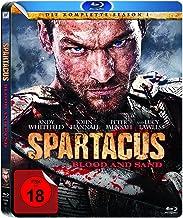 Spartacus: Blood and Sand - Die komplette Season 1 - Limited Edition (Steelbook) (Blu-ray) [Alemania] [Blu-ray]