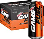 Mountain Dew Game Fuel Charged 16 Oz. Cans 12 Pack Packaging May Vary, Orange Storm, 192 Fl Oz