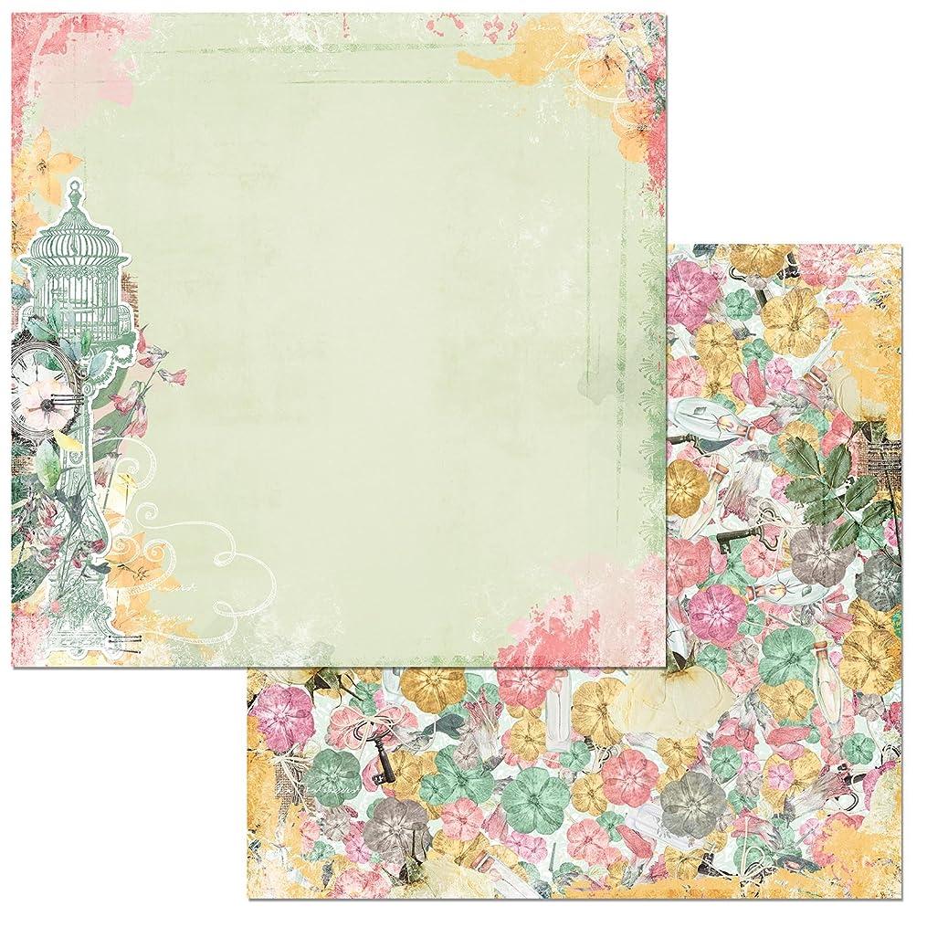 取り替える熱帯のプレートBoBunny (ボバニー) パターンペーパー Sunshine Bliss - 12 x 12 - Cheerful 7310187