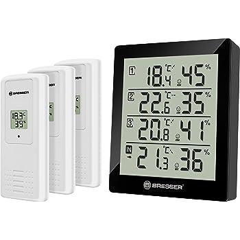 OS THGN 132 N Sonde Thermomètre//Hygrométrie pour Station M Oregon Scientific