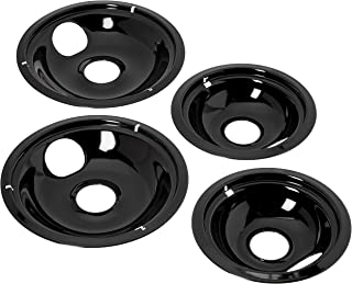 black stove top covers