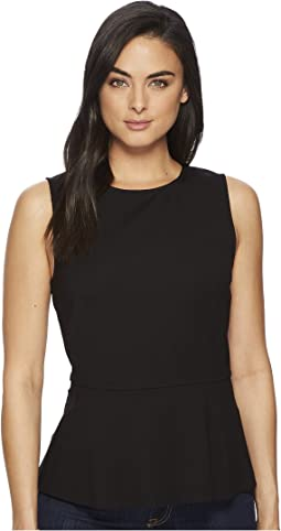 Three Dots - Ponte Sleeveless Top