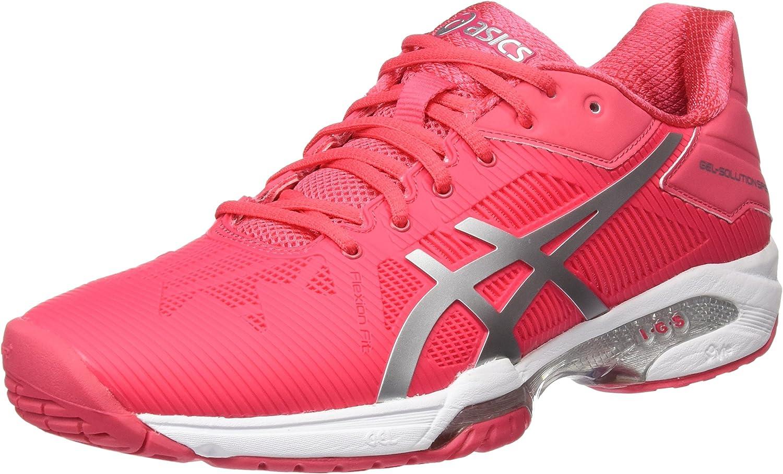 ASICS Damen Gel-Solution Speed Speed Speed 3 Tennisschuhe  1597ec