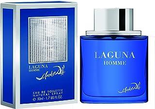 Salvador Dali Laguna Eau De Toilette Spray for Men, 1.7 Ounce