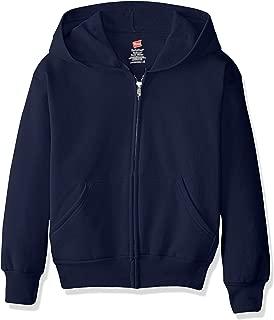 Big Boys' Eco Smart Fleece Zip Hood
