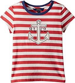 Cotton Jersey Graphic T-Shirt (Little Kids/Big Kids)