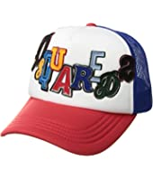 DSQUARED2 - Multicolor Logo Baseball Cap