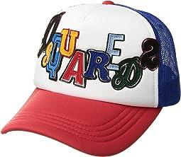 DSQUARED2 - Multicolor Logo Baseball Cap