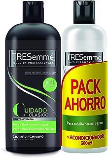 Tresemmé Clásico Pack Champú y Acondicionador - 900 ml +
