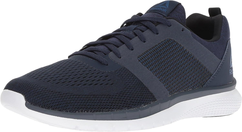 Reebok Hommes's PT Prime courir 2.0 chaussures, Collegiate Navy Bunker bleu, 11 M US