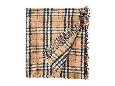 Burberry Kids 110X98 Vintage Check Merino Baby Blanket