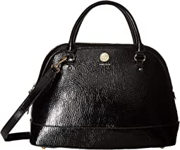 Patent Signature Triple Dome Satchel