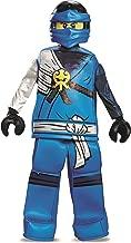 Disguise Jay Prestige Ninjago Lego Costume, Medium/7-8