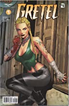 Gretel, no. 1 (March 2019) (variant cover C) [Grimm Fairy Tales Universe]