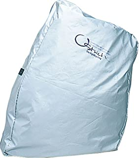 OSTRICH(オーストリッチ) 輪行袋 [ロード320] 輪行袋 シルバー リア用エンド金具付属