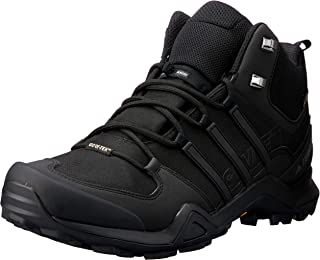adidas Australia Men's Terrex Swift R2 Mid GTX Hikings Boots, Core Black/Core