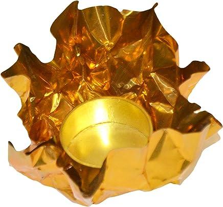 R 16 Home 31694A1 Crinkle T 形灯座,10.16 x 10.16 x 6.35 厘米