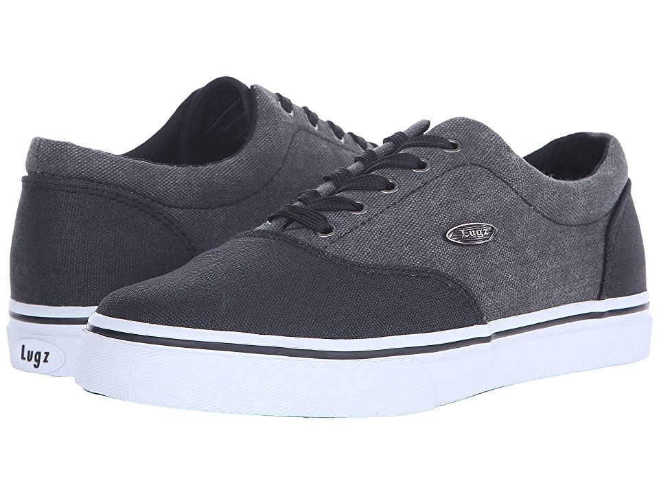 Lugz Vet MM (Black/White) Men