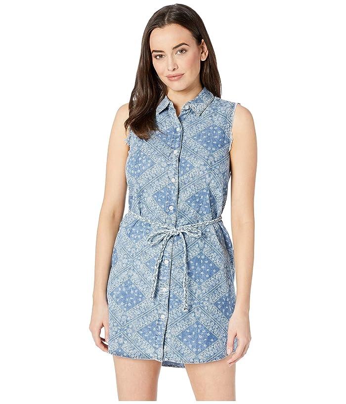Scully Yadira Bandana Sleeveless Summer Dress