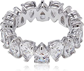 Women's Vittore Crystal Ring Collection