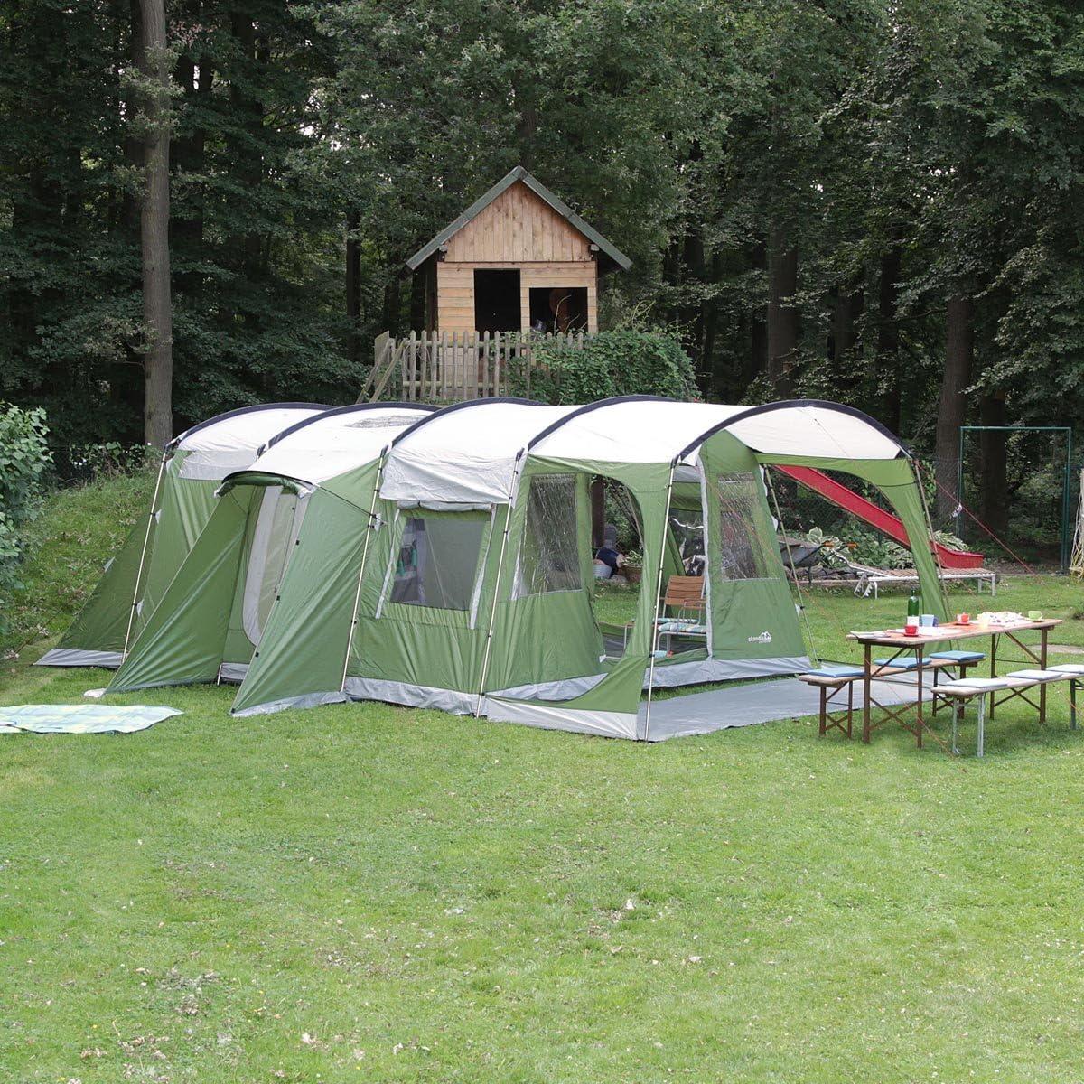 meilleure tente 6 places Skandika Saturn