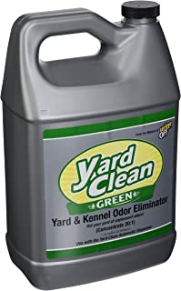 urineOFF Yard Clean Green Yard and Kennel Odor Eliminator Concentrate