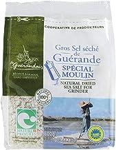 ゲランドの塩 グロ セル セシェ (ソルトミル用 大粒/乾燥タイプ) 500g