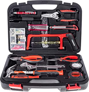 23-Piece Multifunctional Home Woodworking Hand Tool Set