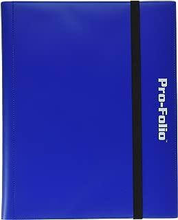 Pro-Folio 9-Pocket Album, Blue