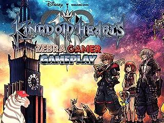 Clip: Kingdom Hearts 3 Gameplay - Zebra Gamer