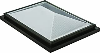 fixed curb mounted skylight