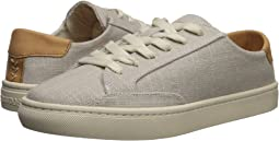 Ibiza Linen Lace-Up Sneaker