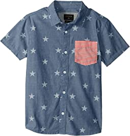 4th Short Sleeve Top (Big Kids)