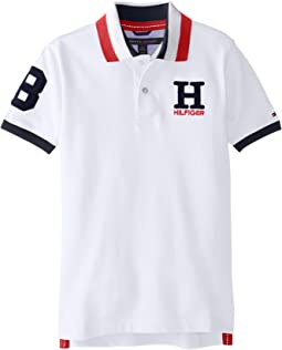 Tommy Hilfiger Kids - Short Sleeve Matt Polo (Toddler/Little Kids)