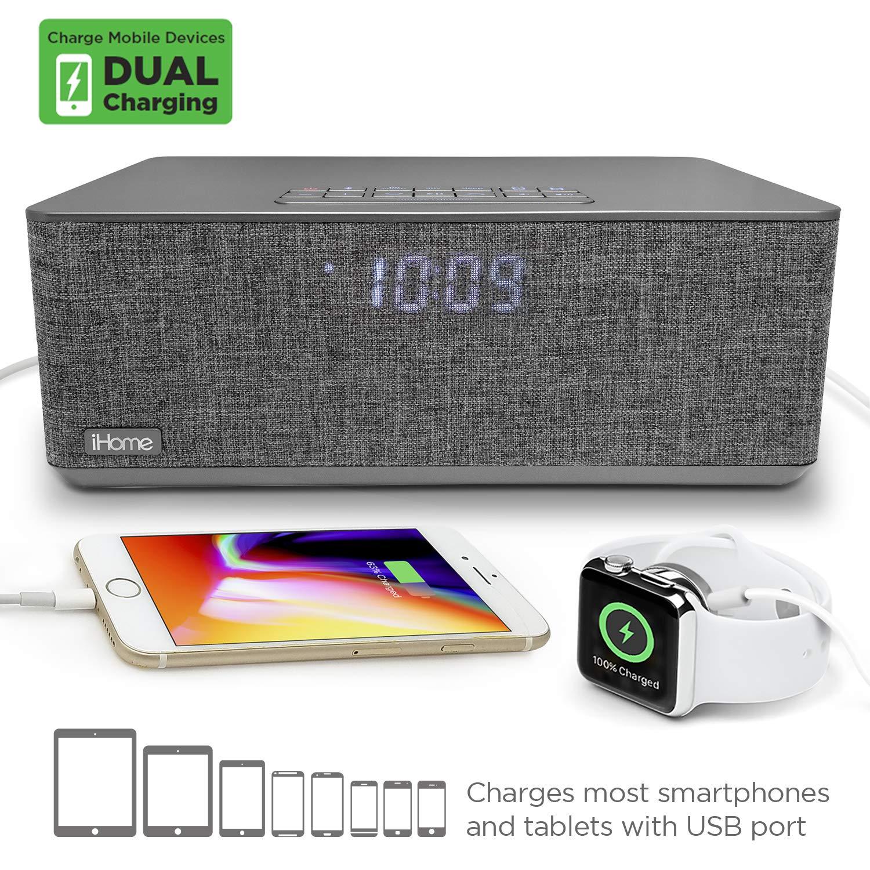 iHome Bluetooth Speakerphone Charging Charge