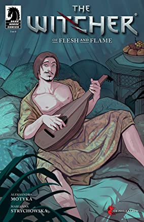 Witcher: Of Flesh and Flame #3 (The Witcher) (English Edition)