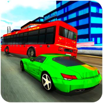 Traffic Car In Race 3D   Top speed super cars drag racing highway city traffic supply heavy duty cardriving germany zone crazy car chase racinghero speedy free game 2018