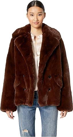 Cropped Fake Fur