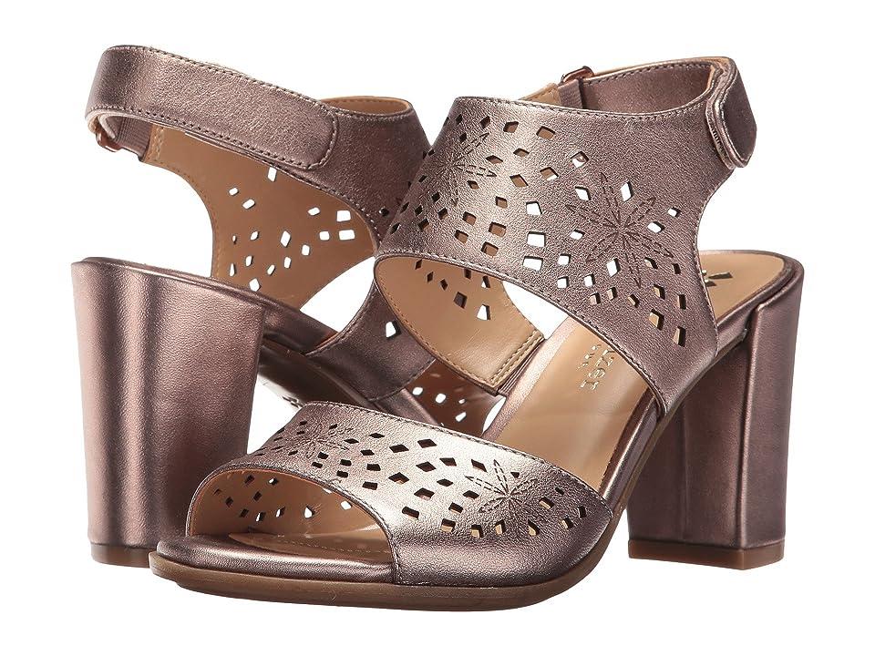 Naturalizer Zinna (Bronze Leather) Women