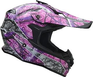 Best pink camo atv helmets Reviews