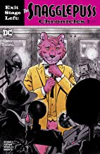 Exit Stage Left: The Snagglepuss Chronicles (Issue #1 -Variant Cover by Evan
