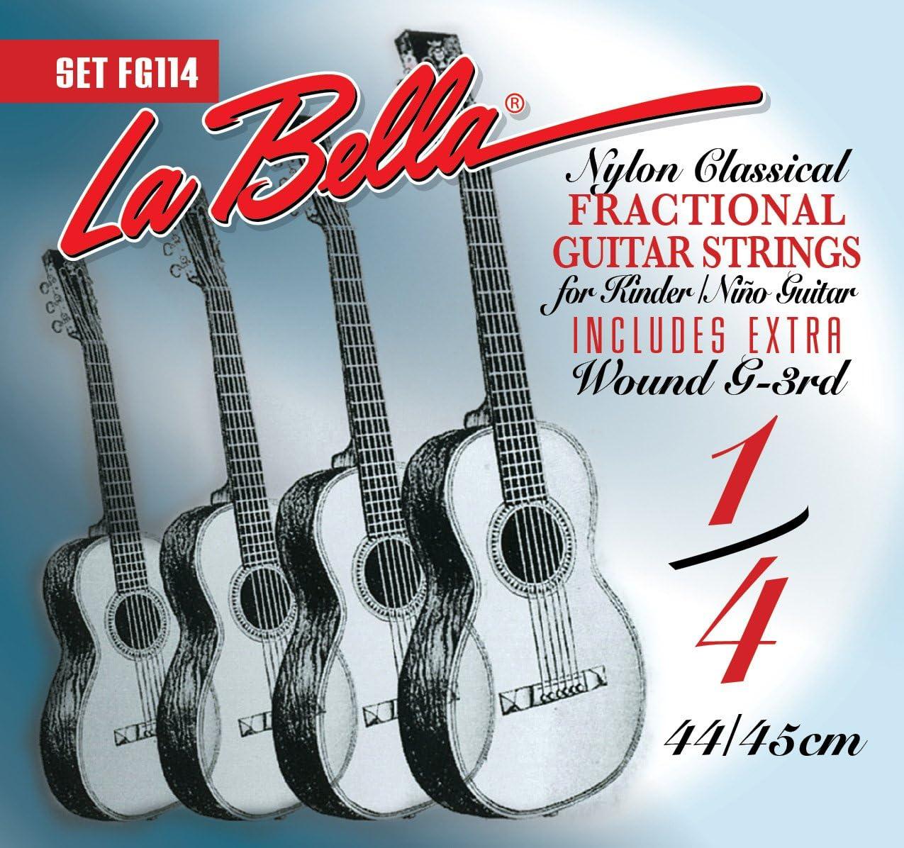 La Bella FG 114 1/4 - Guitarra
