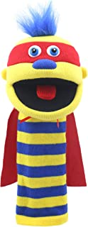 The Puppet Company - Knitted Puppets -Zap Hand Puppet [Toy]