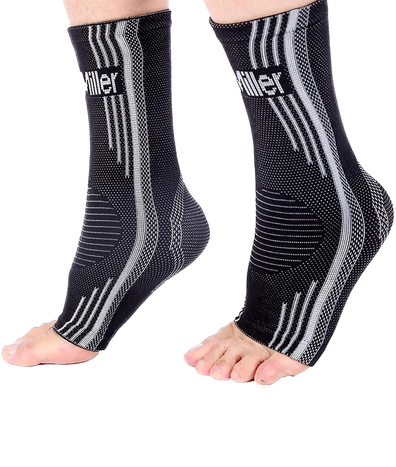 Doc Miller Ankle Brace Compression depot - Foot Pair Best Sl Support Challenge the lowest price of Japan 1