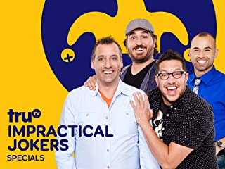 Impractical Jokers Specials Season 1