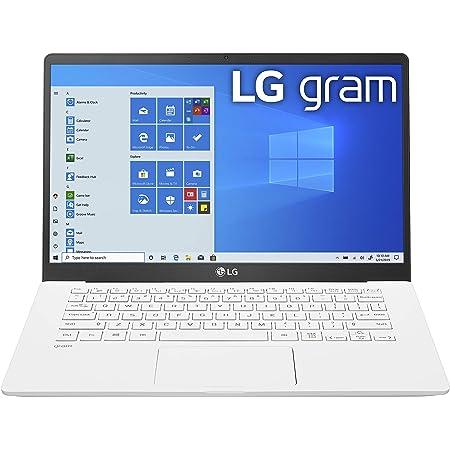LG Gram Laptop 14Inch Full HD IPS Display, Intel 10th Gen Core i51035G7 CPU, 8GB RAM, 256GB M.2 NVMe SSD, Thunderbolt 3, 18.5 Hour Battery Life 14Z90N 2020 14Z90NU.ARW5U1